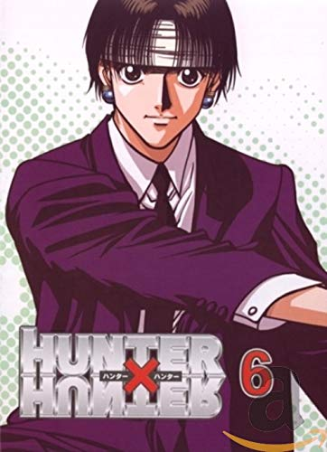 Hunter x hunter vol 6 vost