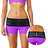 Paskyee Sacroiliac Hip Belt for Women and Men That Alleviate Sciatic, Pelvic, Lower