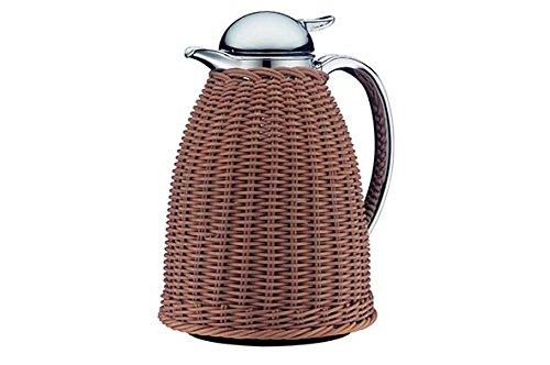 Alfi Albergo Beige Wicker Work Thermal Carafe, 8-Cup by Kaiser Bakeware Alfi