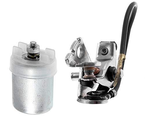 Hercules Prima 2 3 4 5 GT Unterbrecher und Kondensator für BOSCH Zündung Mofa