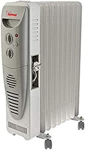 Bimar S759T - Calefactor (Calentador de aceite, Cerámico, I