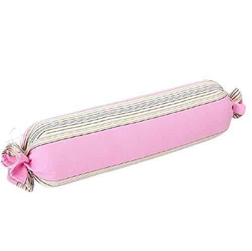 Cuscino per la vita delle donne incinte, cuscino multifunzione per tutto il corpo Cuscino di grano saraceno per alleviare il dolore Cuscino per caramelle per dormire Cuscino ortopedico J,50 * 16CM