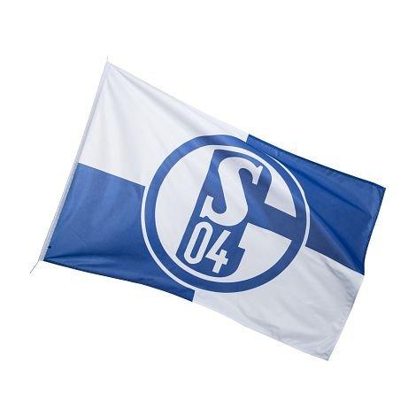 Flagge Fahne Schalke 04 300x200cm