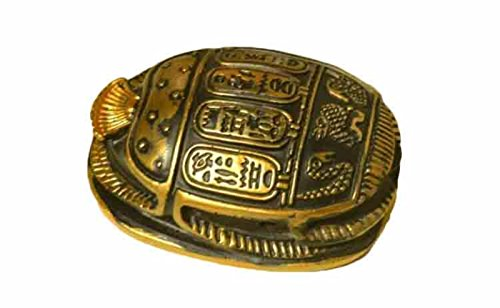 Ägyptische Figur Figuren Skarabäus Amulett