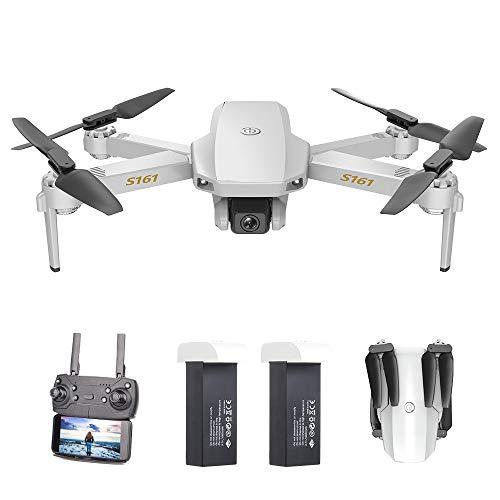 Goolsky S161 Mini PRO Drone Drone con Fotocamera 4K Altitude Hold Follow Me Gesture Photos Traccia Video Volo RC Quadcopter