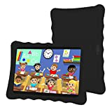 Tablet 10 Pollici,LAMZIEN Tablet Bambini,Android 8.0 2GB+32GB 1280*800 IPS Display 3G Dual-SIM Quad-Core WiFi Bluetooth Juegos Educativos,NERO