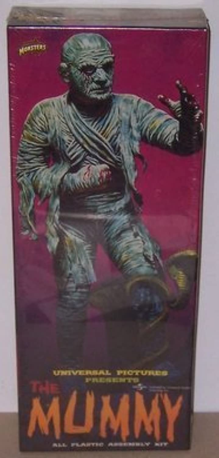 Aurora 'The Mummy' All Plastic Assembly Kit by Monsters