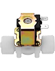 Elektrische magneetklep, Luchtsolenoïde, Elektrische waterklep, N/C-magneetklep, Geschikt voor Water Lucht Gas Stookolie