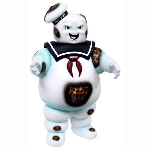 ゴーストバスターズ マシュマロマン 貯金箱 怒り顔 焼けver. / Ghostbusters Burnt Stay Puft Vinyl Bank 【並行輸入】