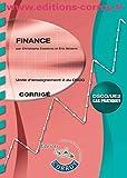Finance Corrigé - UE 2 du DSCG