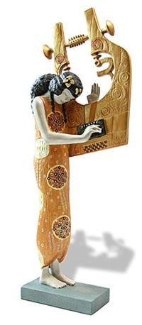 Die Poesie - Museumsshop (Replikat) Gustav Klimt