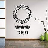 Tecnología Arte Pegatinas de pared Genealogía Bioquímica Escuela Joyas de...