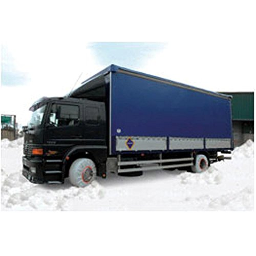Isse ISSEC80092 Schneekette Textil LKW Truck, Größe 92