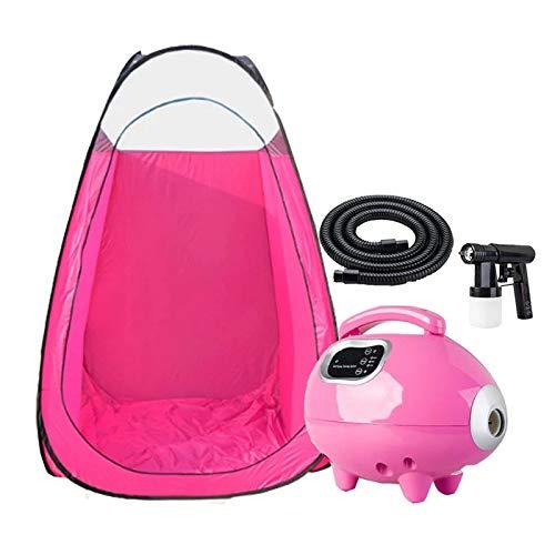 XIAOLY Tanning Salon Zwarte Machine Pop-up Tent Tanning Sprayer Professionele Spraying Machine - Lage Ruis (Niet Inclusief Oplossing)