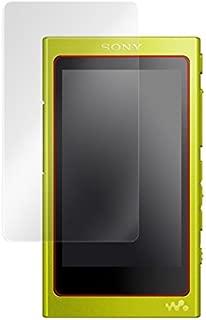 指紋が目立たない 反射防止液晶保護フィルム ウォークマン NW-A40シリーズ / NW-A30シリーズ 用 OverLay Plus OLNWA30/12