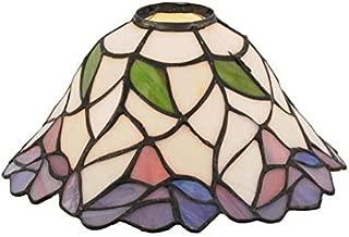 Meyda Tiffany 12253 Daffodil Bell Lamp Shade, 9