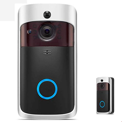 Xxw Draadloze Wifi Video Deurbel Mobiele Telefoon Afstandsbediening Intercom Video Surveillance Inbreker Alarm Clear Bedrijf Magazijn Thuis