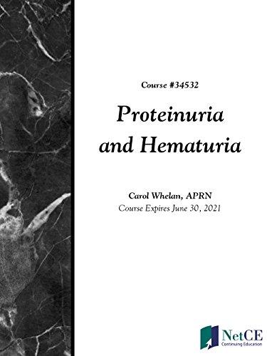 Proteinuria and Hematuria