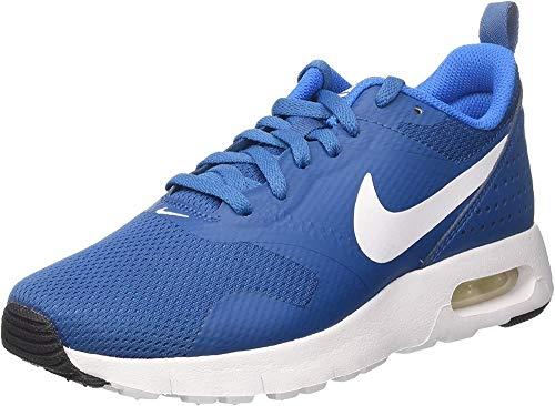 Nike Air MAX Tavas Bg, Zapatillas Unisex Adulto, Azul (Industrial Blue/White-Photo Blue-Black), 37.5 EU