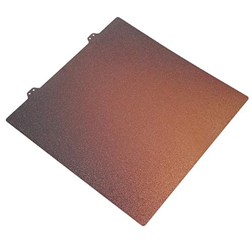 Federstahlblech, PEI-Stahlblech, Pulverstahlblech, zweischichtiges, hochtemperaturbeständiges, leicht zu reinigendes CR-20 / Anet A8 / Reprap Prusa i3 Tronxy XY-2