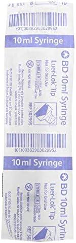 BD 302995 Syringe Only Luer Lok Tip 10ml Pack of 400 product image