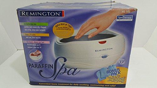 Remington Paraffin SPA Aromatherapy Wax