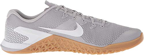 Nike Men's Metcon 4 Training Shoes (9.5, Grey/Brown)