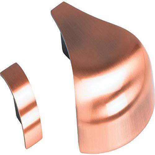 CueStix International Eck- und Seitenguss für Billardtisch, Bronze, 6 Stück