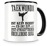 Samunshi® Taekwondo ist kein Hobby - Taza de café