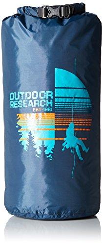 Outdoor Research Descendeur Sac étanche 15 l Bleu crépuscule Taille unique