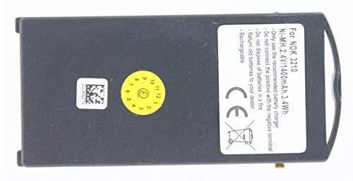 Akkuversum Akku kompatibel mit Nokia 3210, Handy/Smartphone NiMH Batterie
