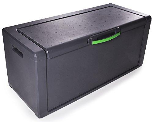 Ondis24 Kissenbox Gartenbox Allzweckbox Moby 300 Liter