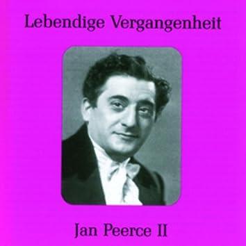 Lebendige Vergangenheit - Jan Peerce II