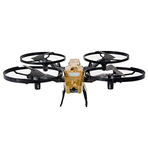 Alta Call of Duty Dragon Fly-WiFi RC Drone w/ HD Video Camera & Remote Control