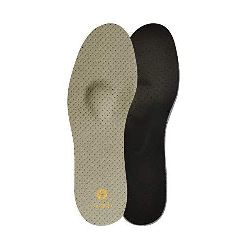 Plantillas ortopédicas con soporte para el arco metatarsiano Absorción de impactos Cojín metatarsiano flexible para el calzado diario y deportivo Hombre y Mujer 38