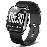 "Best Heart Rate Monitor Watches - DoSmarter Fitness Watch, 1.3"" Touch Screen Smartwatch Review"
