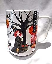 Portobello By Design Halloween Bone China Mug