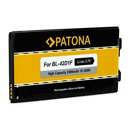 PATONA Bateria BL-42D1F Compatible con LG G5, G5 Lite
