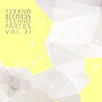 Techno Parties Vol.21