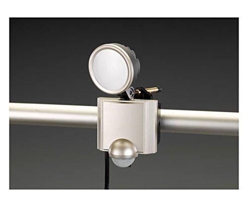 エスコ(ESCO) AC100V/ 10W LEDセンサーライト 62-9161-24