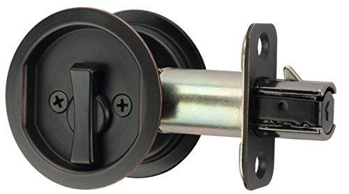 Citiloc Round Latch Oil Rubbed Bronze