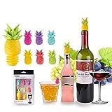 Venhoy Weinflaschenverschluss Versiegelungsdeckel Flaschenverschlüsse Weinverschluss Bierflaschenverschluss Sektverschluss