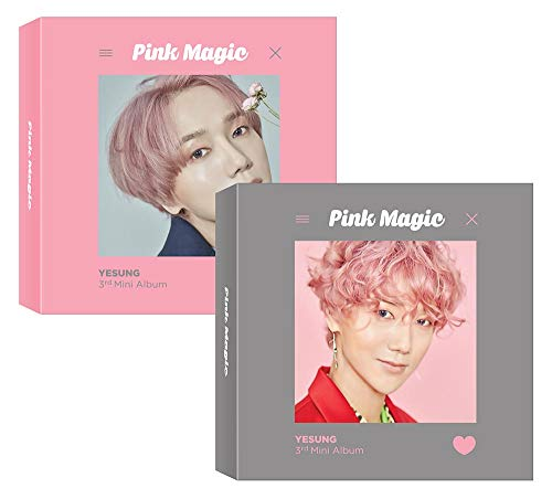 [Album]Pink Magic:3rd Mini Album – SUPER JUNIOR-YESUNG[FLAC + MP3]