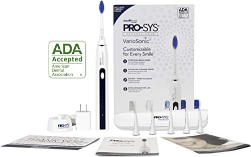 Pro-Sys VarioSonic Electric Toothbrush