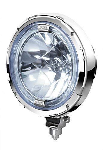 Jumbo-Fischer Fernscheinwerfer Jumbo Corona Chrom Klarglas, steck-fertig