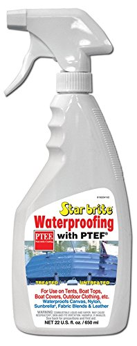 Star Brite Waterproofing With PTEF 22oz Marine Fabric Cleaning Supply 81922 (1)