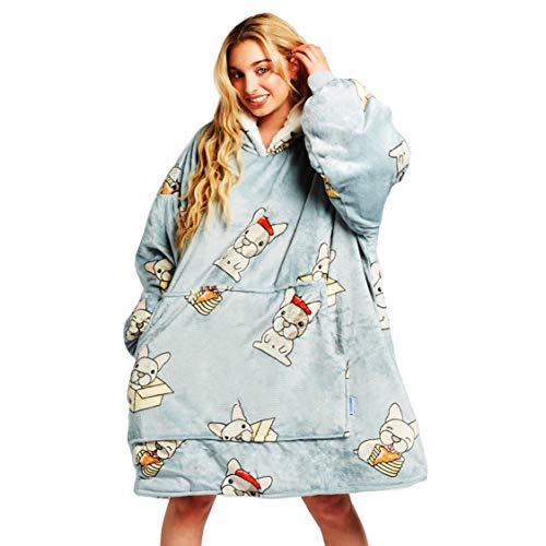 The Oodie Blanket Hoodie   Premium Wearable Blanket Adult & Kids Sizes   All Patterns & Colors   Hoodie Blankets, Oversized Hoodie Blanket for Women & Men, Oodie Hoodie Blanket Hoodie Women & Men