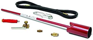 Red Dragon VT 3-30 SVC 500,000 BTU Heavy Duty Propane Vapor Torch Kit With Squeeze Valve,Steel