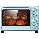 CHENXU Horno Eléctrico de Sobremesa 25L Horno eléctrico para el hogar Panadería Multifuncional Tiempo de la panadería Tostador de Galletas Pan Cake Pizza Galletas Máquina para Hornear