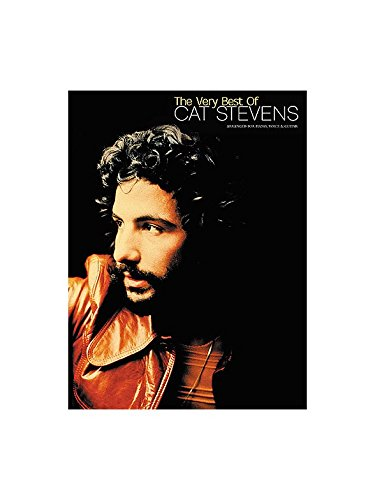 The Very Best Of Cat Stevens. Partitions pour Piano, Chant et Guitare(Boîtes d\'Accord)